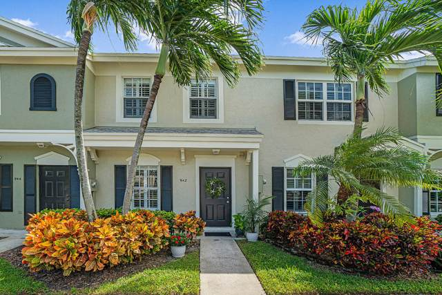 942 Kokomo Key Lane, Delray Beach, FL 33483 (MLS #RX-10563163) :: Castelli Real Estate Services