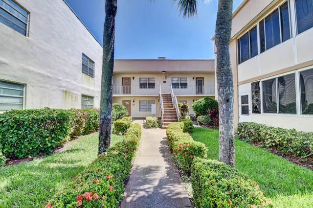 401 Burgundy I, Delray Beach, FL 33484 (MLS #RX-10563175) :: Castelli Real Estate Services