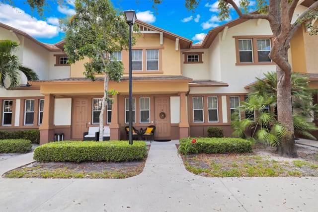 690 Pacific Grove Drive #4, West Palm Beach, FL 33401 (MLS #RX-10563189) :: Castelli Real Estate Services