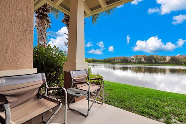 899 Marina Del Ray Lane #1, West Palm Beach, FL 33401 (MLS #RX-10563191) :: The Paiz Group