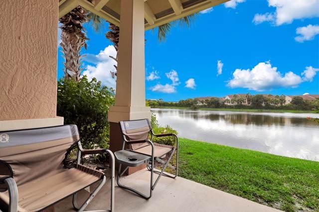 899 Marina Del Ray Lane #1, West Palm Beach, FL 33401 (MLS #RX-10563191) :: Castelli Real Estate Services