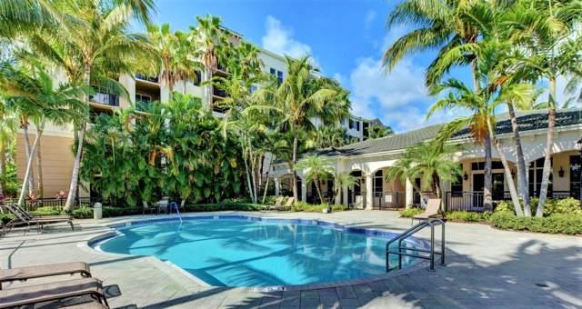 1660 Renaissance Commons Boulevard #2603, Boynton Beach, FL 33426 (MLS #RX-10563214) :: The Paiz Group