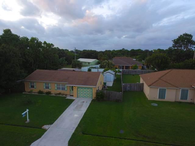 1974 SE Dranson Circle, Port Saint Lucie, FL 34952 (MLS #RX-10563232) :: Castelli Real Estate Services