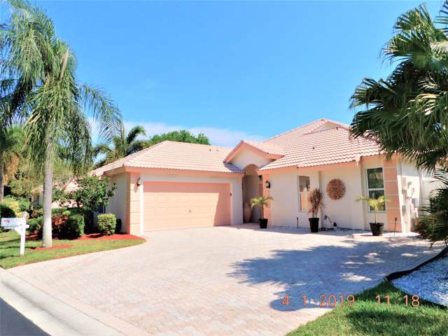 2710 Pointe Circle, West Palm Beach, FL 33413 (MLS #RX-10563247) :: Castelli Real Estate Services