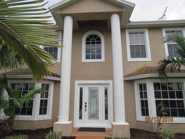 6468 NW Gorgas Court, Port Saint Lucie, FL 34986 (MLS #RX-10563249) :: Castelli Real Estate Services