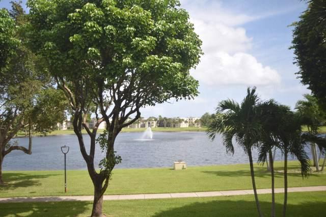5280 Las Verdes Circle #212, Delray Beach, FL 33484 (#RX-10563259) :: Ryan Jennings Group