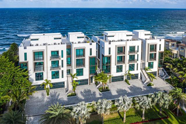 3621 S Ocean Boulevard #4, Highland Beach, FL 33487 (#RX-10563263) :: Harold Simon | Keller Williams Realty Services