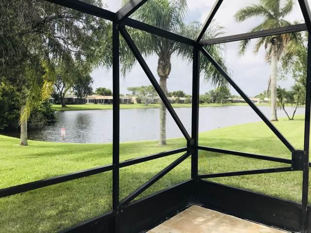 18841 Haywood Terrace #1, Boca Raton, FL 33496 (MLS #RX-10563277) :: Castelli Real Estate Services