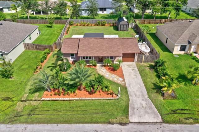 179 SW Exmore Avenue, Port Saint Lucie, FL 34983 (MLS #RX-10563293) :: Castelli Real Estate Services