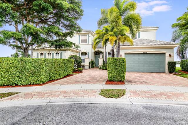 2556 Treanor Terrace, Wellington, FL 33414 (#RX-10563315) :: Ryan Jennings Group