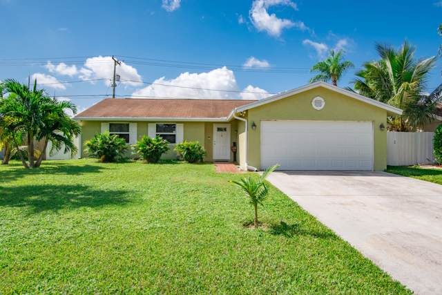4584 Appaloosa Street, West Palm Beach, FL 33417 (MLS #RX-10563408) :: The Jack Coden Group