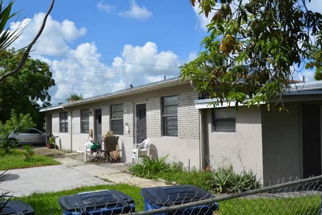 600 SW 11 Street 1-2, Hallandale Beach, FL 33009 (MLS #RX-10563723) :: Castelli Real Estate Services
