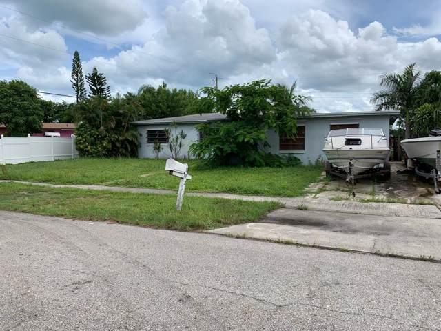 892 W Duval Street, Lantana, FL 33462 (MLS #RX-10563754) :: Berkshire Hathaway HomeServices EWM Realty