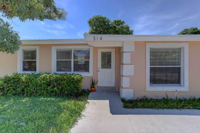314 NW 12th Avenue, Delray Beach, FL 33444 (#RX-10563758) :: Ryan Jennings Group