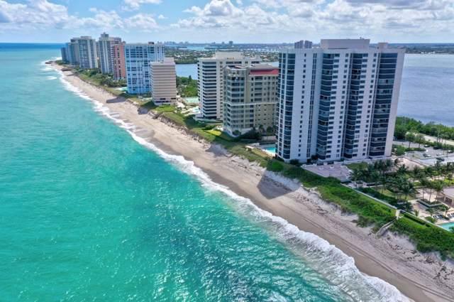 5380 N Ocean Drive 6C, Singer Island, FL 33404 (#RX-10564247) :: Ryan Jennings Group