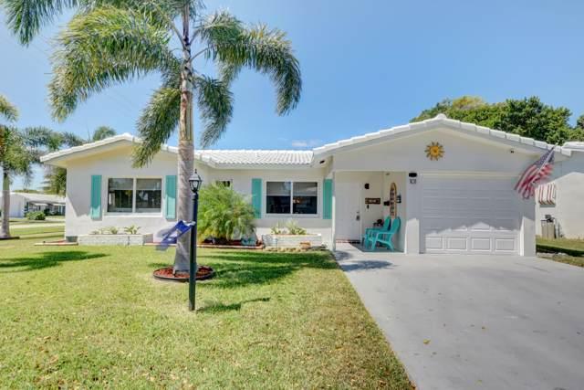 101 NW 8th Place, Boynton Beach, FL 33426 (#RX-10564265) :: Ryan Jennings Group