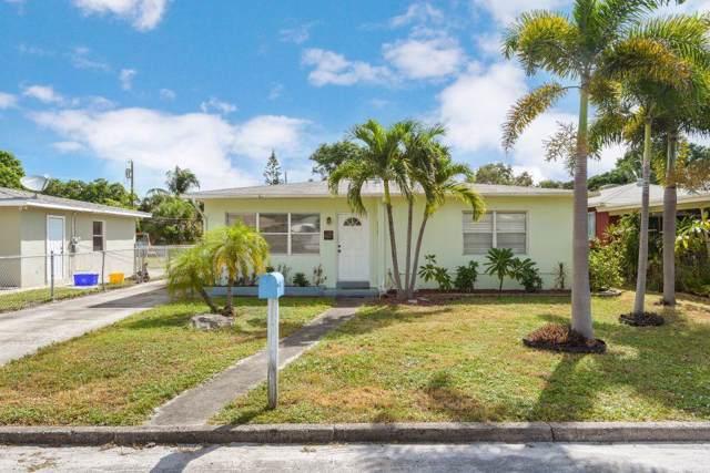 1324 S M Street, Lake Worth Beach, FL 33460 (MLS #RX-10564297) :: Laurie Finkelstein Reader Team