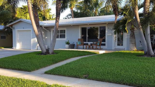 539 Harbour Road, North Palm Beach, FL 33408 (MLS #RX-10564366) :: Laurie Finkelstein Reader Team