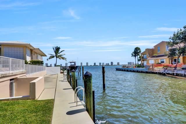 120 Lehane Terrace #102, North Palm Beach, FL 33408 (MLS #RX-10564405) :: The Paiz Group