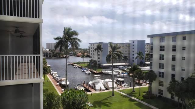 1 Harbourside Drive #4606, Delray Beach, FL 33483 (#RX-10564521) :: Ryan Jennings Group