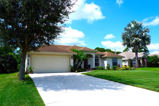 2132 SW Leafy Road, Port Saint Lucie, FL 34953 (#RX-10564533) :: Ryan Jennings Group