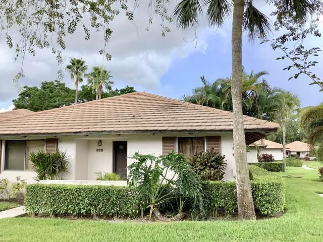 828 Club Drive, Palm Beach Gardens, FL 33418 (#RX-10564563) :: The Reynolds Team/ONE Sotheby's International Realty