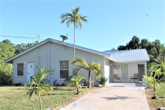 623 Gratton Road, Clewiston, FL 33440 (MLS #RX-10564612) :: The Paiz Group