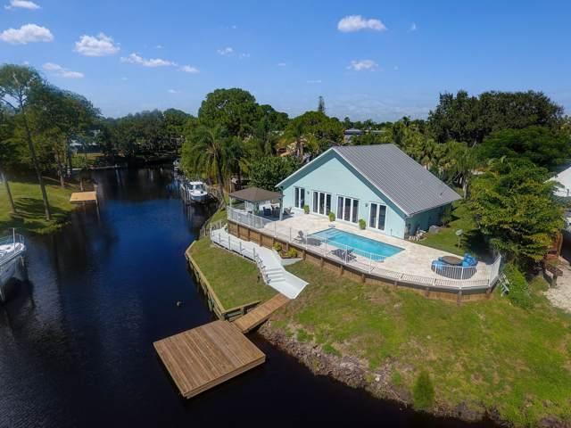 1372 SW Evergreen Lane, Palm City, FL 34990 (MLS #RX-10564621) :: Laurie Finkelstein Reader Team