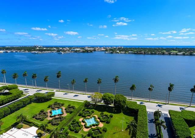 1801 S Flagler Drive Ph9, West Palm Beach, FL 33401 (#RX-10564784) :: Ryan Jennings Group