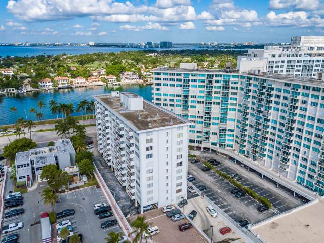 5313 Collins Avenue #209, Miami Beach, FL 33140 (MLS #RX-10564786) :: Berkshire Hathaway HomeServices EWM Realty