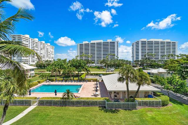 1299 S Ocean Boulevard F-7, Boca Raton, FL 33432 (#RX-10564860) :: Ryan Jennings Group
