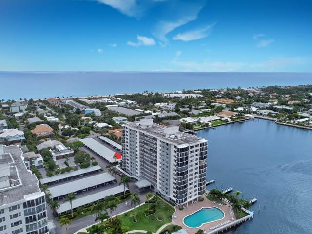 220 Macfarlane Drive S-405, Delray Beach, FL 33483 (MLS #RX-10564924) :: Berkshire Hathaway HomeServices EWM Realty