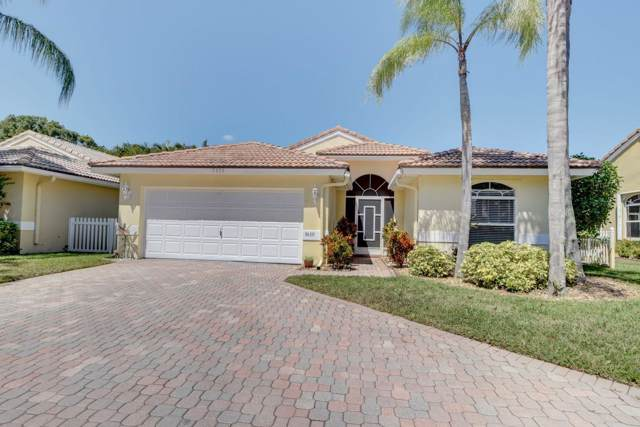 5439 Grande Palm Circle, Delray Beach, FL 33484 (MLS #RX-10564936) :: Laurie Finkelstein Reader Team