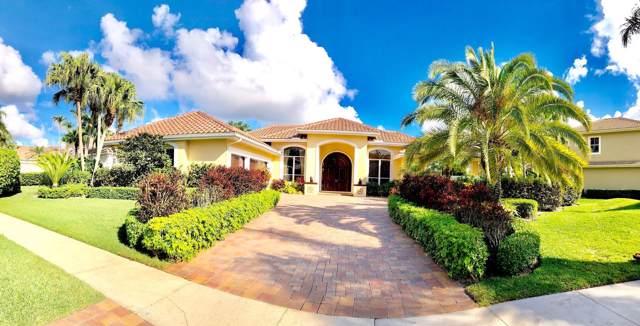 10842 Egret Pointe Lane, West Palm Beach, FL 33412 (MLS #RX-10564958) :: Laurie Finkelstein Reader Team