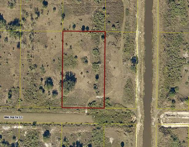 16865 NW 266th Street, Okeechobee, FL 34972 (#RX-10565115) :: Ryan Jennings Group