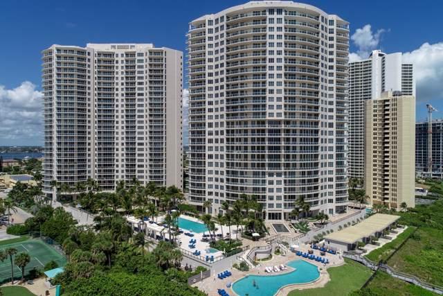 2700 N Ocean Drive 1806B, Singer Island, FL 33404 (MLS #RX-10565191) :: The Paiz Group