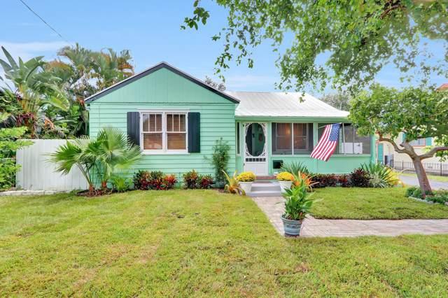 407 N Swinton Avenue, Delray Beach, FL 33444 (MLS #RX-10565233) :: Berkshire Hathaway HomeServices EWM Realty