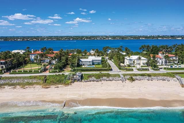 1540 S Ocean Boulevard, Palm Beach, FL 33480 (MLS #RX-10565269) :: Berkshire Hathaway HomeServices EWM Realty