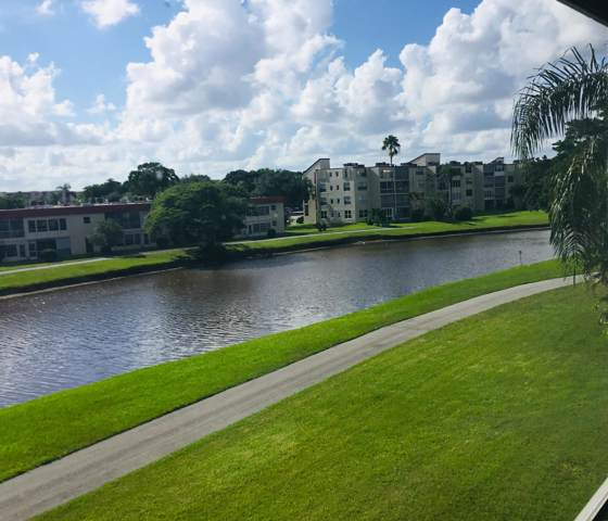 14721 Bonaire Boulevard #308, Delray Beach, FL 33446 (MLS #RX-10565304) :: The Paiz Group