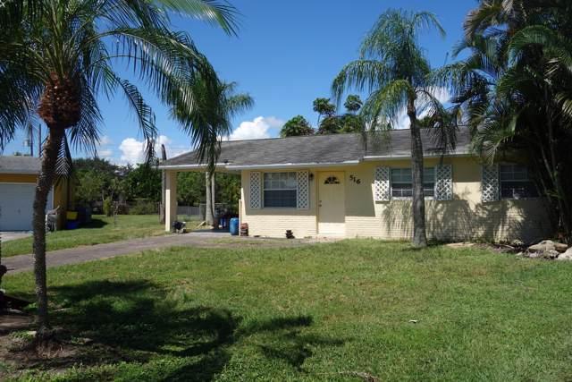 516 W Whitney Circle, Jupiter, FL 33458 (#RX-10565403) :: Ryan Jennings Group