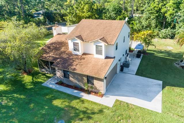 16727 Orange Boulevard, Loxahatchee, FL 33470 (#RX-10565439) :: Harold Simon   Keller Williams Realty Services