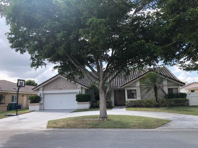 5528 NW 58th Terrace, Coral Springs, FL 33067 (#RX-10565467) :: Ryan Jennings Group