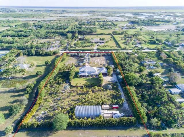 16557 Deer Path Lane, Wellington, FL 33470 (MLS #RX-10565495) :: Berkshire Hathaway HomeServices EWM Realty