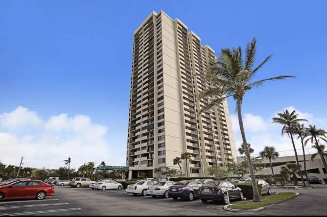 5600 N Flagler Drive #1207, West Palm Beach, FL 33407 (#RX-10565543) :: Ryan Jennings Group