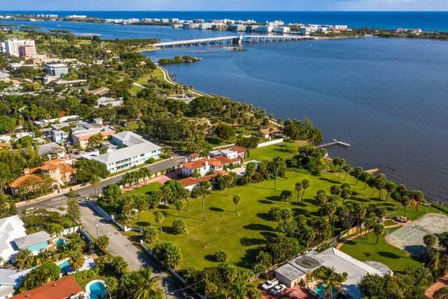 1 5th Avenue S, Lake Worth Beach, FL 33460 (MLS #RX-10565547) :: Laurie Finkelstein Reader Team