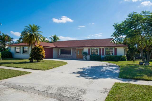 109 Segovia Avenue, Royal Palm Beach, FL 33411 (MLS #RX-10565610) :: Laurie Finkelstein Reader Team