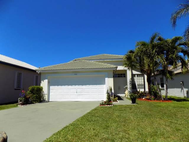928 Lake Wellington Drive, Wellington, FL 33414 (#RX-10565636) :: Ryan Jennings Group