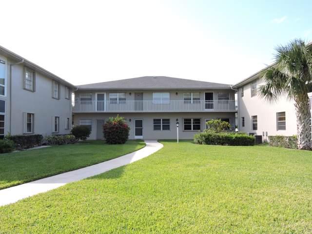 22 Lake Vista Trail #201, Fort Pierce, FL 34952 (#RX-10565711) :: Ryan Jennings Group
