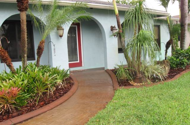 10800 NW 21st Court, Sunrise, FL 33322 (MLS #RX-10565714) :: The Paiz Group