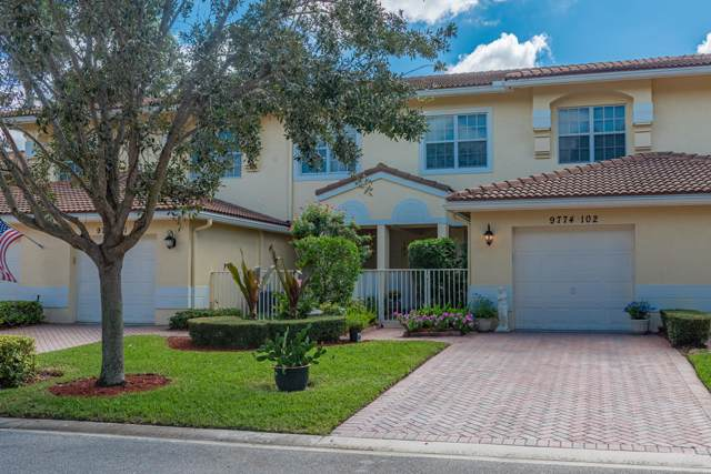 9774 Bowline Drive #102, West Palm Beach, FL 33411 (#RX-10565795) :: Ryan Jennings Group
